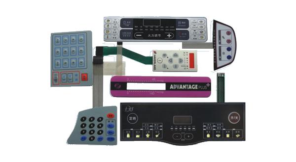 PVC标牌,PC,铭牌,薄膜开关